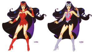 Catra ::: She-ra Princess of Power/ She-ra princesa del poder