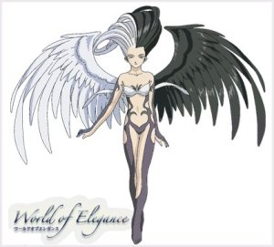 World of Elegance ::: Aa Megami-sama/Ah! My Goddess/Oh! Mi Diosa