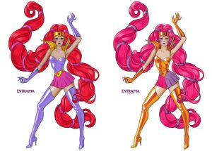 Entrapta ::: She-ra Princess of Power/ She-ra princesa del poder