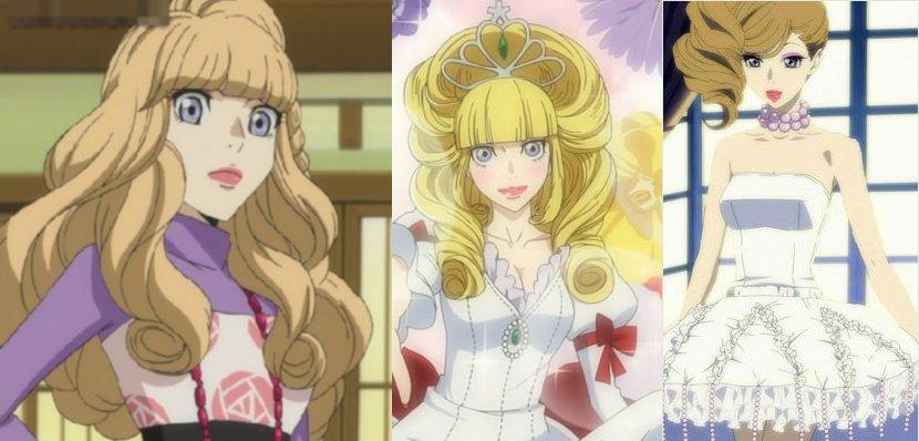 Princess jellyfish outfits