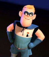 Buddy Pine ::: Los increíbles/The incredibles
